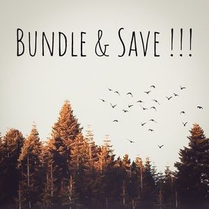 🍁 Bundle For A Price & Shipping Discount !!!
